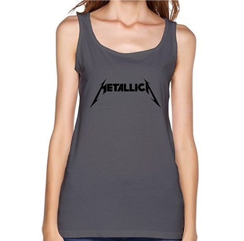 Metallica Band Geek Tank Top by Hoxsin in The Fate of the Furious