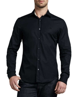 Henry Button-Down Shirt by Burberry Brit in Absolutely Anything