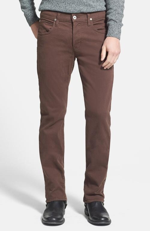'Byron' Straight Leg Jeans by Hudson Jeans in Begin Again