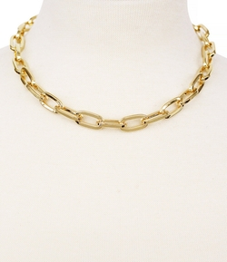 Collar Chain Necklace by Vince Camuto in Billions