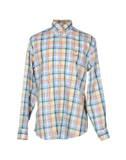 Men's Tartan Shirt by Façonnable in If I Stay