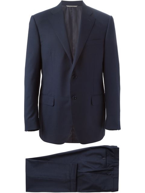 Two Piece Suit by Canali in House of Cards - Season 4 Preview