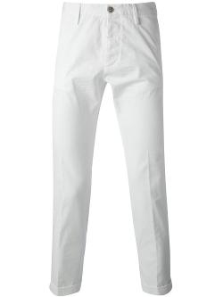 Slim Fit Chino Trouser by Dsquared2 in The Other Woman