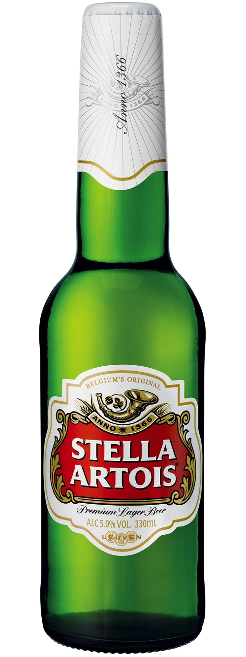 Beer by Stella Artois in The Other Woman