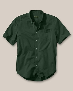 Relaxed Fit Signature Twill Shirt by Live Your Adventure in Max