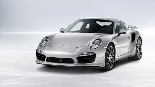 911 Turbo S Coupe by Porsche in Need for Speed
