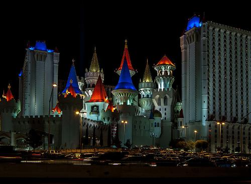 Excalibur Hotel And Casino Las Vegas, Nevada in The Expendables 3