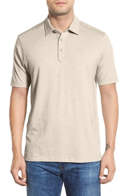 Portside Player Spectator Space Dye Polo Shirt by Tommy Bahama in The Big Short