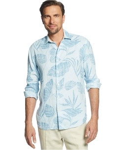 Linen Windward Breezer Shirt by Tommy Bahama in Horrible Bosses 2