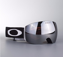 Flight Deck Chrome Lens Ski Goggles by Oakley  in Keeping Up With The Kardashians