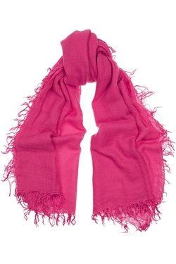 Cashmere And Silk-Blend Scarf by Chan Luu in Modern Family