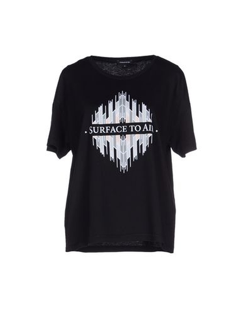 Printed T-Shirt by Surface To Air in The Heat