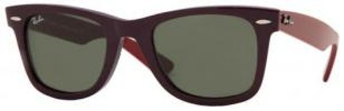 2140 Wayfarer Sunglasses by Ray-Ban in Couple's Retreat