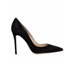 Suede Pumps by Gianvito Rossi in Keeping Up With The Kardashians