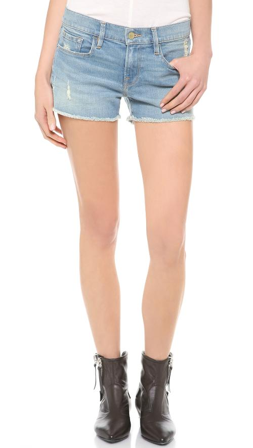 Le Cut Off Shorts by FRAME in Transformers: Age of Extinction