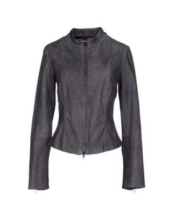 Leather Jacket by Vintage De Luxe in The Blacklist