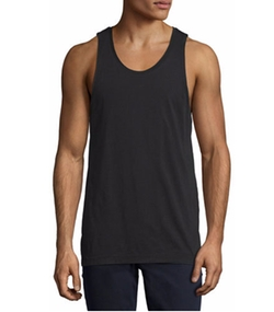 Reversible Double-Layer Knit Tank Top by Vince in Why Him?