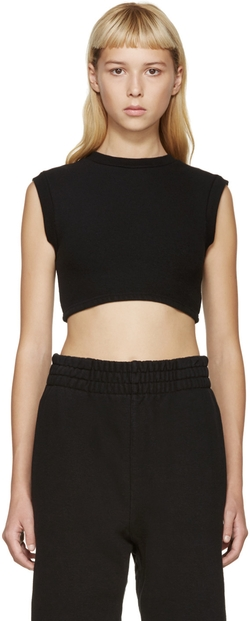 Cropped Tank Top by Yeezy in Keeping Up With The Kardashians