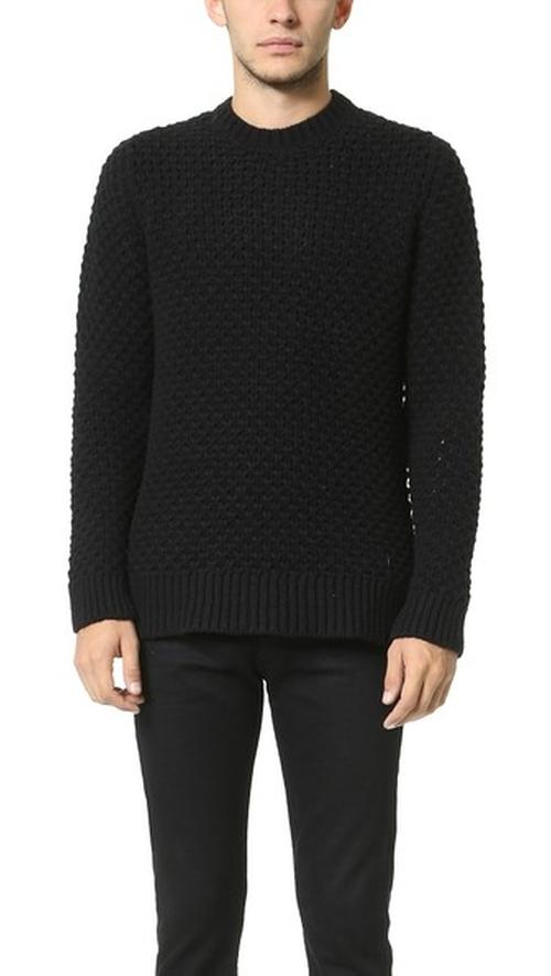 Net Knit Sweater by YMC in American Horror Story - Season 5 Episode 3