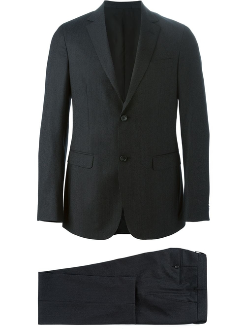 Formal Two Piece Suit by Z Zegna in Our Brand Is Crisis