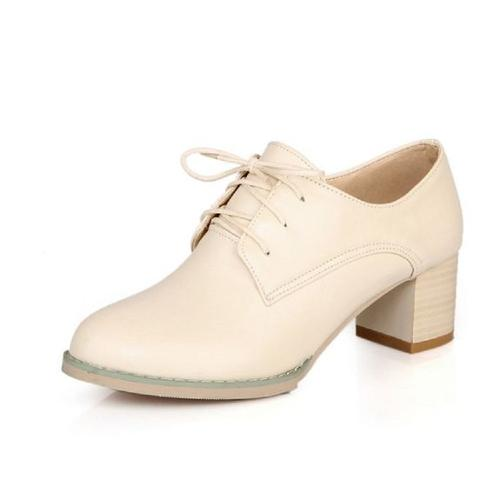 Fashion Womens Low Heel Casual Oxfords Shoes by Charm Foot in Lee Daniels' The Butler