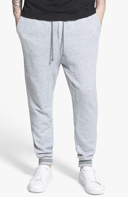 Light French Terry Sweatpants by Alternative in McFarland, USA