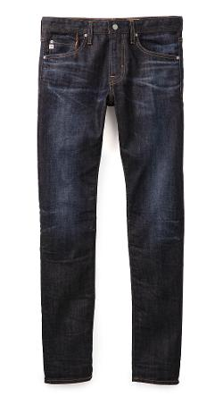 Dylan Stretch Skinny Jeans by AG Adriano Goldschmied in Little Fockers