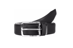 Leather Belt by Barneys New York in The Night Manager