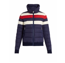 Queenie Down-padded Ski Jacket by Perfect Moment in Quantico
