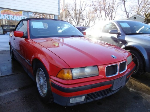 1994 3 Series 325i Coupe by BMW in Clueless