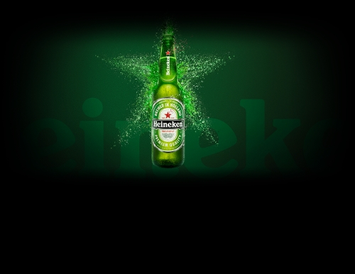 Lager Beer by Heineken in The Gift
