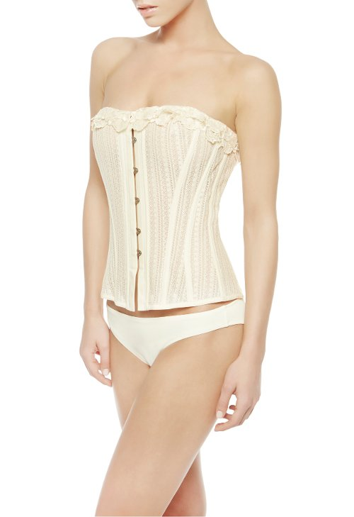 Heritage Corset by La Perla in While We're Young