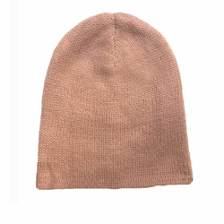 Reversible Beanie Hat by Hortensia Handmade in Urge