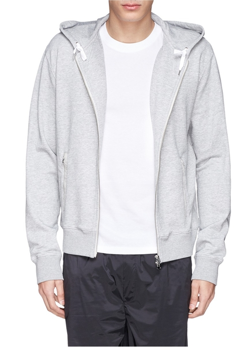 Johna Zip Pocket Hoodie by Acne Studios in The Best of Me