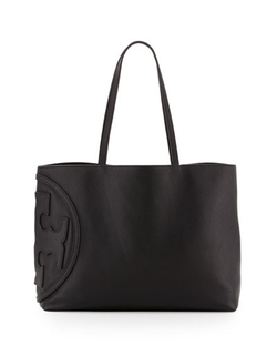 All T East-West Tote Bag by Tory Burch in Trainwreck