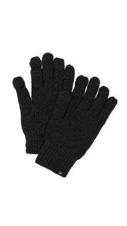 Fleece Lined Smartphone Gloves by Plush in New Year's Eve