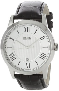 Leather Watch by Hugo Boss in Spotlight