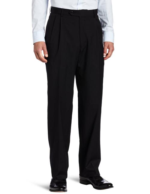 Men's Stripe Suit Separate Pant by Austin Reed in Get On Up