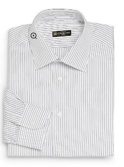 Fine Striped Dress Shirt by Corneliani in The Disappearance of Eleanor Rigby