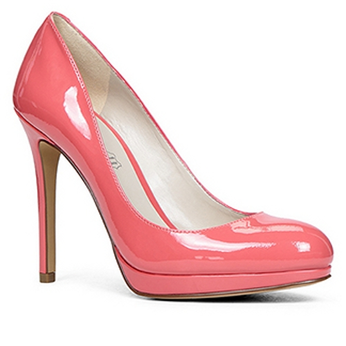 Platform Pump Shoes by Aldo in Mean Girls