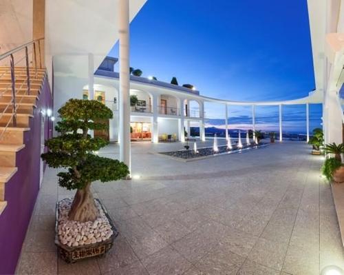 Rimontgó Monte Pego Villa Costa Blanca Alicante, Spain in The Counselor