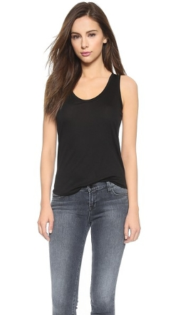 Natasha Tank Top by J Brand in Self/Less