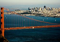 California, USA by San Francisco in Transcendence