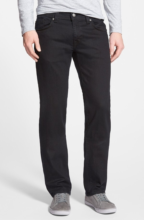 'Jimmy' Slim Straight Leg Jeans by Fidelity Denim in American Ultra
