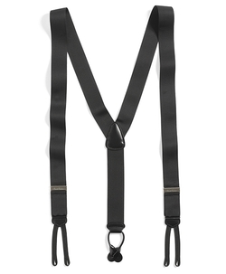Extra-Long Formal Suspenders by Brooks Brothers in Legend