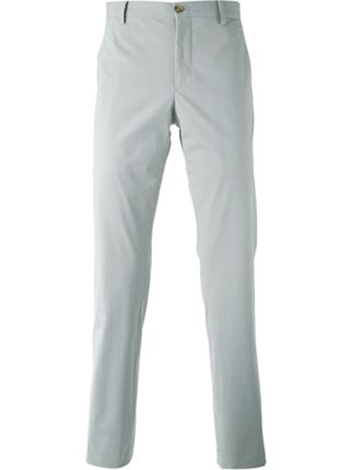 Classic Chino Trousers by Giorgio Armani in Mission: Impossible - Rogue Nation