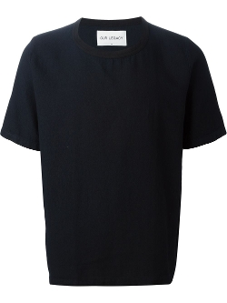 Crew Neck T-Shirt by Our Legacy in Southpaw