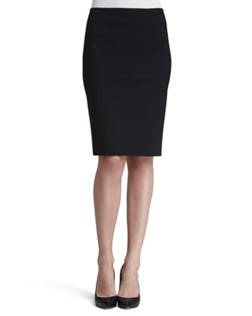 Golda Urban Pencil Skirt by Theory in Gone Girl