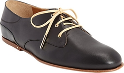 Patent Heel Oxford Shoes by Chloé in Pretty Little Liars