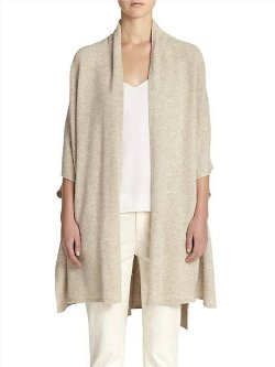 Knit Kimono Cardigan by Eileen Fisher in The Boy Next Door